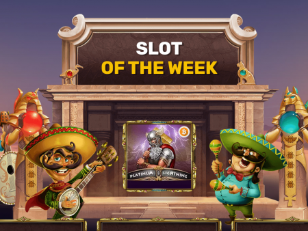 Slot of the Week: 4000 Free Spins Promotion from PlayAmo Casino