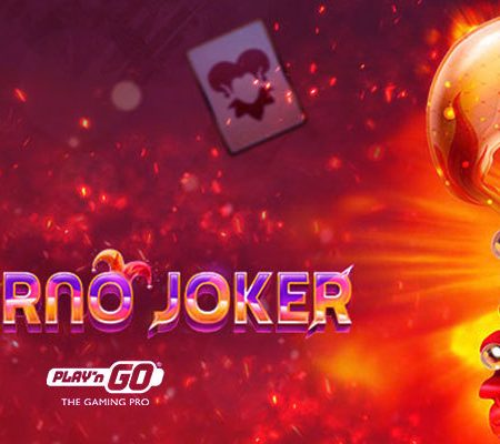 Play'n'Go presents new game – Inferno Joker