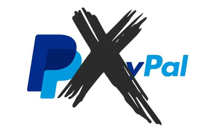 PayPal is not more avalible for gambling deposits from Germany